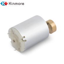 Motor de vibración de 12 V CC Rc-280 ampliamente utilizado para aplicaciones de camas de masaje en el mercado de Brasil