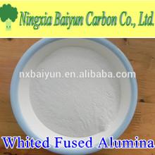 200 mesh electrically melted white fused alumina powder for sandblasting