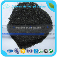 Nut shell activated carbon / filtro de carbón activado granular