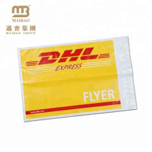 High quality tear proof quality biodegradable dhl waterproof packing envelope