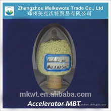 MBT rubber chemicals for Indonesia tyre factory