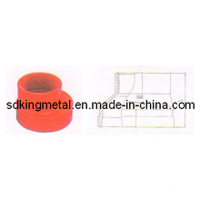 Ductile Iron DIN Threaded Eccentric Reducer