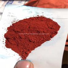 Óxido de ferro sintético pigmento vermelho 129 para tintas