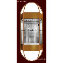 Hermoso y duradero ascensor panorámico