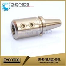 Porte-outil de verrouillage latéral BT40-SLN32-100L Traitement de vieillissement thermique