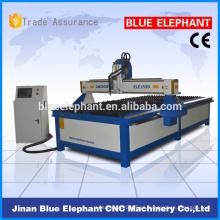 Jinan potencia serie 1530 Plasma Cutter Machine para acero