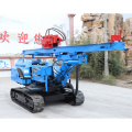 Crawler type hydraulic hammer pile driver HWL300R Solar Pile Driver FOR Photovoltaic Power Station