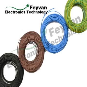 Tinned Copper UL 1007 Lead Wire
