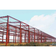 Steel Structure Building for Workshop/Warehouse (SSWW-16058)