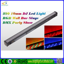 320 * 10mm RGBA DJ kleine LED Mega Bar Licht