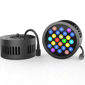 Led Aquarium Disipación de calor de viento de 360 ​​grados