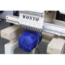 Máquina de bordado computarizado de cabeza única Wy1201CS y Wy1501CS