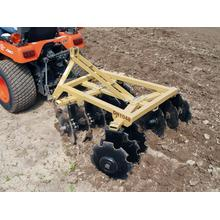Medium Offset Disc Harrow In Cultivators