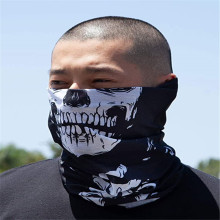 Seamless Neck Gaiter Shield Scarf Bandana Face Mask