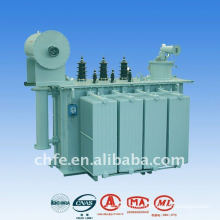 Voltage transformer Titted with OLTC SZ-M-400~20000KVA/10KV