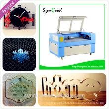 Machine de découpe laser acrylique Co2 de 1-35mm Syngood SG1390 pour bois / acrylique / papier