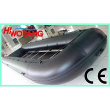 7-10m preiswertes aufblasbares Gummiboot mit Außenbordmotor