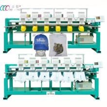 Полотенце / швейной головки компьютер 6 Кап & футболку вышивальной машины