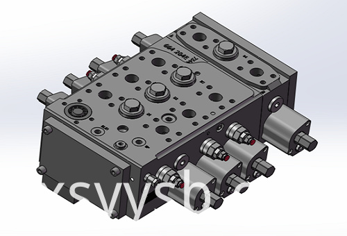 multi way directional control valves