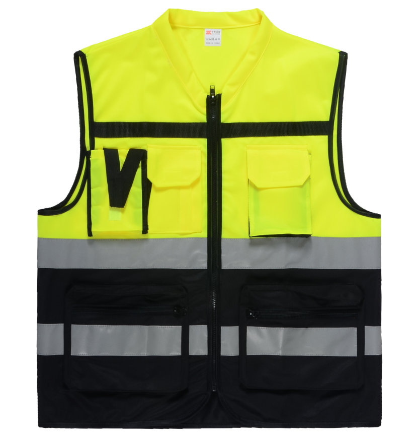 Roadway Warning Vest