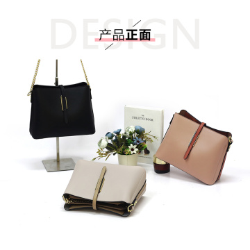 Damen Casual PU Leder Sling Bag