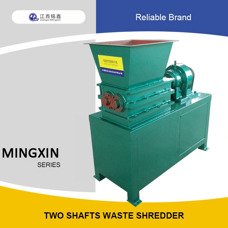 waste plastic crusher plastic shredder