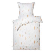 Микрофибры ткань для постельные принадлежности лист с высоким качеством