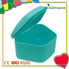 Boîte de retenue dentaire en plastique médical