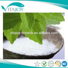 100% Natural Orgánica Sweetner Orgánica Extracto de Stevia RebA% 60% -98%