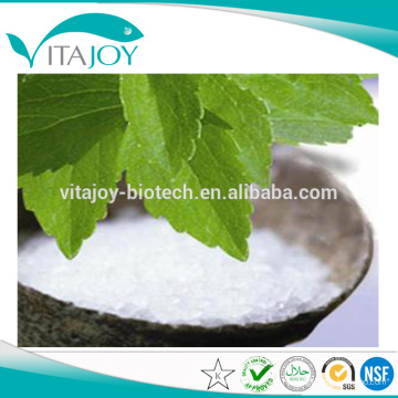 100% натуральный органический Sweetner Органический экстракт стевии RebA% 60% -98%