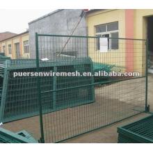 Cerca portátil cerca de engranzamento playground vedação malha barreira esgrima malha