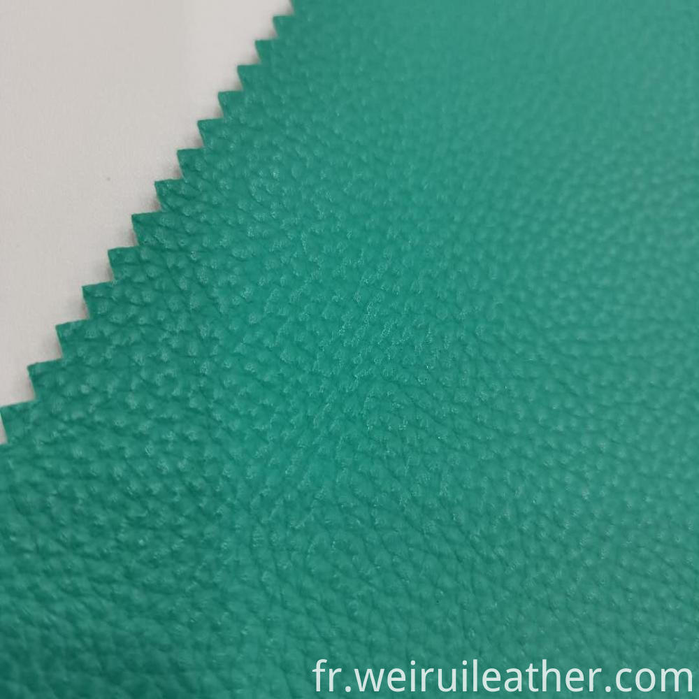 Green Pvc Leather