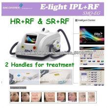 2016 El más alto servicio efectivo Elite Hr & Sr Treatment Equipment