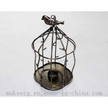 Metall Kerzenhalter Säulen Eisen Kerzenhalter