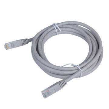 Cable Ethernet para exteriores Cat6 Cable resistente al frío