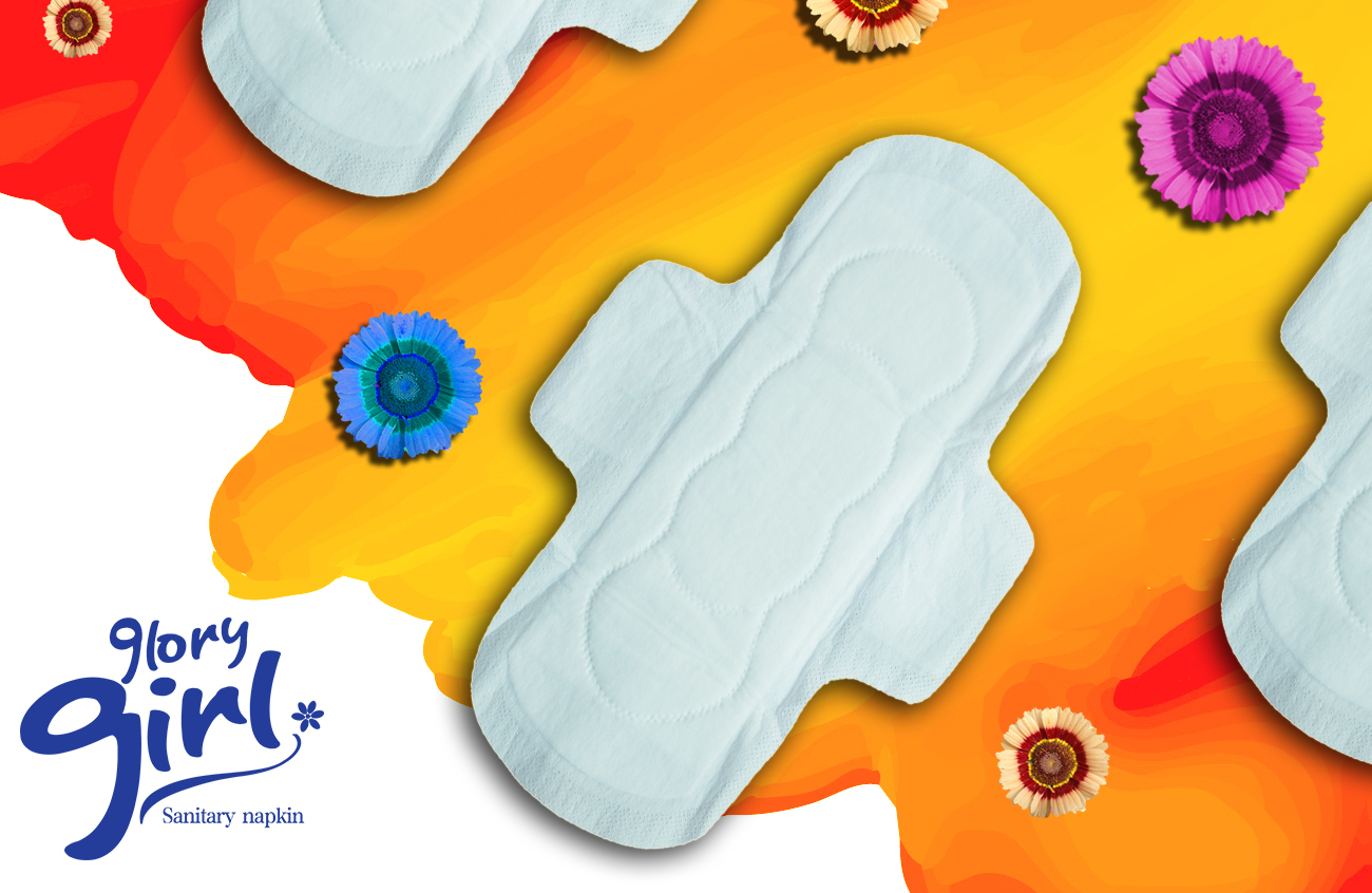 Eco friendly regular type sanitary napkins brands