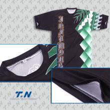 Professional Full Sublimation T Shirt Custom Printed Tshirts