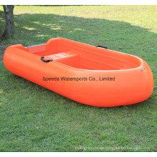 2 Personen leicht kleine Fischerboot Boot PE Kunststoff
