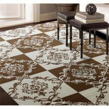 100% Pure Handmade Wool Carpets Rugs Mat Dmy-O34