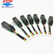 Conjunto de cabos Molex MX150 para chicotes de fios automotivos