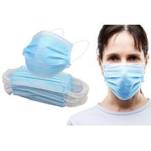 Máscara médica de seguridad de filtro suave y cómoda