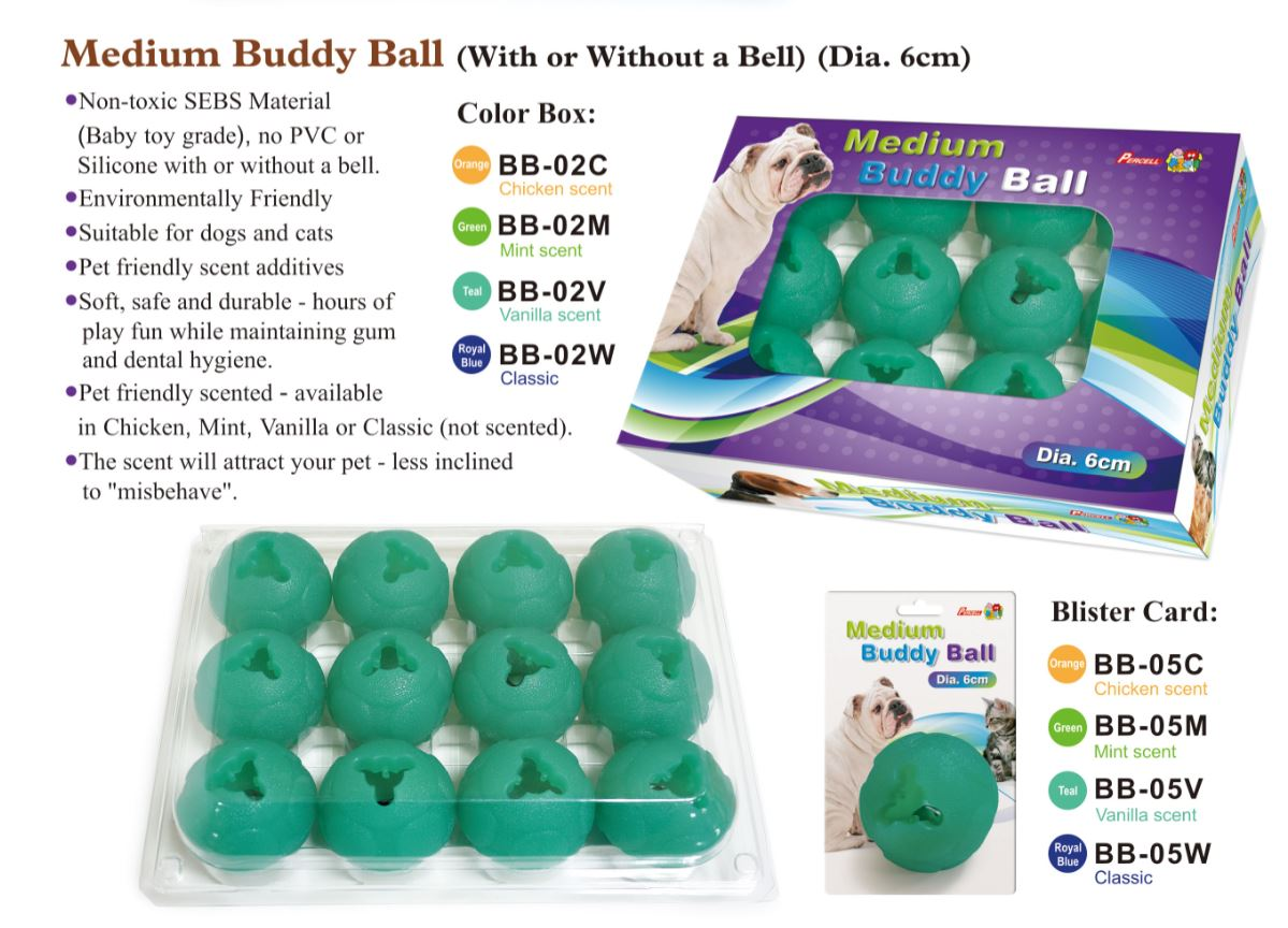 Medium Buddy Ball - All