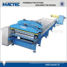 automatic terrazzo tile forming machine
