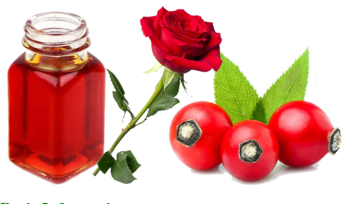 rose hip extract 1