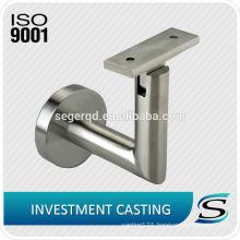 304 stainless steel handrail glass bracket in balustrades
