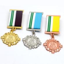 German Military Medal, Trophy Military Medal, Metal Military Medal