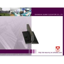 rail de guidage, rails de guidage pour ascenseurs, ascenseur, ascenseur bouton-poussoir, pièces bouton/ascenseur ascenseur en métal