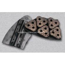 Train Brake Pads for Train Brake System