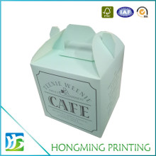 Different Sizes Color Print Cardboard Cake Packaging Box