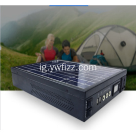Ntugharị Mobile Power Supply For Camping